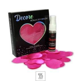Pétalas de Coração Decore Rosa 150un (ST718) - Ylang-Ylang - PURAAUDACIA