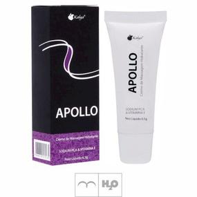 *Gel Para Sexo Anal Apollo 6.5g (10370) - Padrão - tabue.com.br