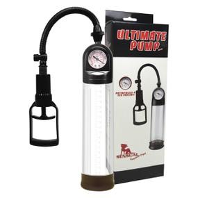 Desenvolvedor Peniano Manual Ultimate Pump (Ml-11-16236) - P... - tabue.com.br