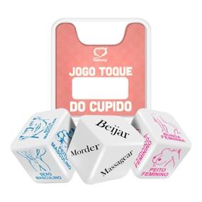 Dado Triplo SexyFantasy (BR008-16409) - Toque do Cupido - tabue.com.br
