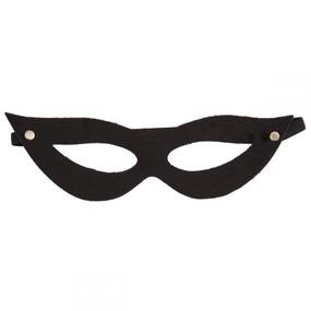 Máscara Tiazinha Com Pelúcia Dominatrixxx (DX440-ST703) - Pr... - tabue.com.br