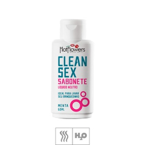 Sabonete Higienizador Limpa Toys Clean Sex 60ml (HC518) - Me... - tabue.com.br