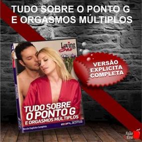 DVD Tudo Sobre Ponto G (LOV07-ST282) - Padrão - tabue.com.br