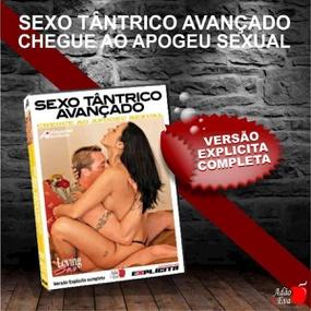 DVD Sexo Tântrico Avançado Chegue Ao Apogeu Sexual (LOV31-ST... - tabue.com.br