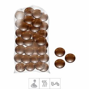 Bolinhas Aromatizadas Love Balls 33un (ST136) - Chocolate - tabue.com.br