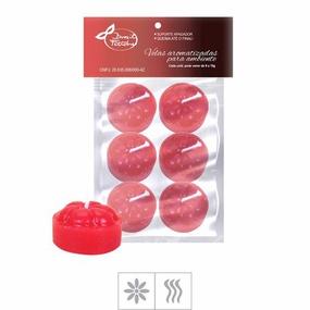 Velas Aromatizadas 6un (VL11-ST146) - Formato Rechaud - tabue.com.br