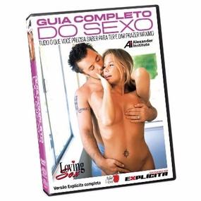 DVD Guia Completo Do Sexo (ST282) - Padrão - tabue.com.br
