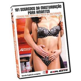 DVD 101 Segredos Da Masturbação Para Amantes (ST282) - Padrã... - tabue.com.br