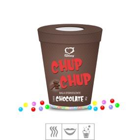 Bala Efervescente Chup Chup 36g (ST589) - Chocolate - tabue.com.br