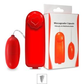 Ovo Vibratorio Bullet SI (5077-ST657) - Vermelho - tabue.com.br