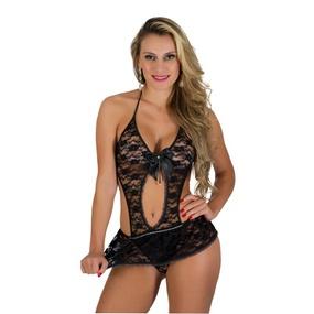 *Body Ravena (DM358) - Preto - tabue.com.br