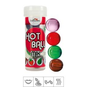 Bolinha Beijável Hot Ball Mix Com 4un (HC621) - Variados - tabue.com.br