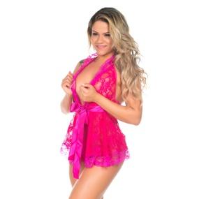 Camisola Luxo (PS8025) - Rosa - tabue.com.br