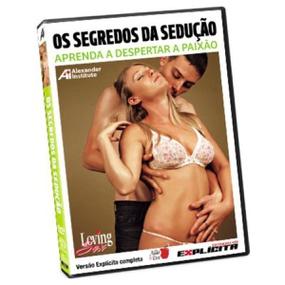 DVD Os Segredos Da Sedução (ST282) - Padrão - tabue.com.br