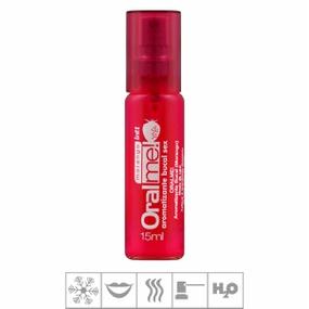 Aromatizante Bucal Oral Me! 15ml (ST464) - Morango - tabue.com.br