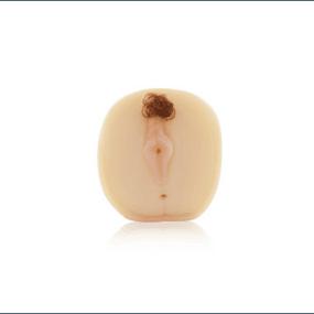*Masturbador Para Dupla Penetração Com Pelos (TWB19-420) - B... - PURAAUDACIA