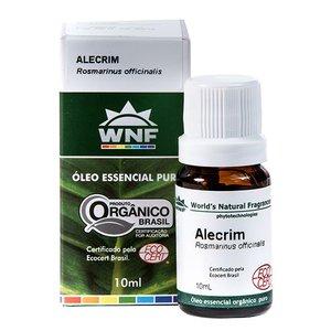 Óleo Essencial Alecrim 10ml WNF