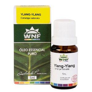 Óleo Essencial Ylang-ylang 5ml WNF
