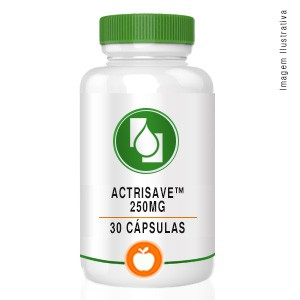 Actrisave™ 250mg 30 cápsulas