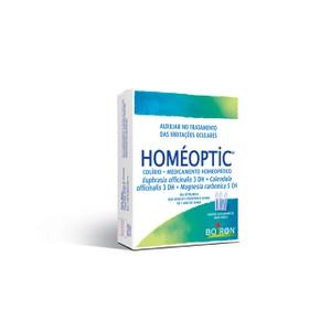 Homeoptic Colirio 10flac Boiron