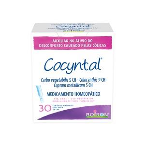 Cocyntal 30 flacontes - Boiron