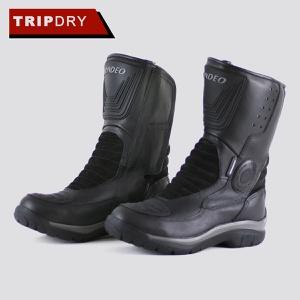 Trip Dry Preto - 100% IMPERMEÁVEL - 8484 - BOTASMONDEO