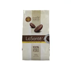 Café Torrado e Moído Tradicional Pouch 500g - Café LaSanté Shop | O Mais Puro Prazer do Café
