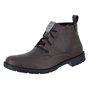 Coturno Casual Masculino Crshoes Café - CRSHOES