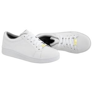 Tênis Feminino Infantil CRShoes Branco - CRSHOES