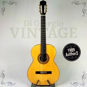 Violão Vintage Author 3 1989 - VINAUT31989 - DI GIORGIO Violões | 113 Anos de Tradição