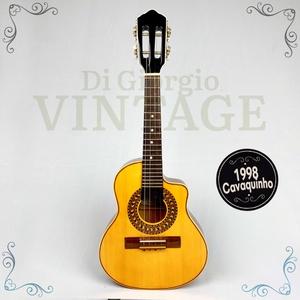 Vintage Di Giorgio - Cavaquinho 1998 - CAV98 - DI GIORGIO Violões | 113 Anos de Tradição