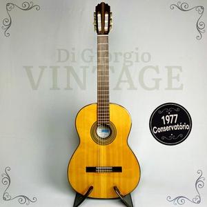 Vintage Conservatório 2 1977 - VCON77 - DI GIORGIO Violões | 113 Anos de Tradição