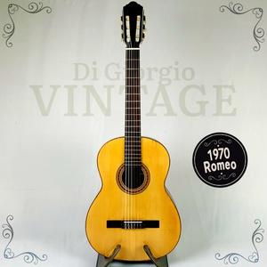 Violão Vintage Romeo 1970 - VINROM1970 - DI GIORGIO Violões | 113 Anos de Tradição