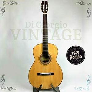 Violão Vintage Romeo 1949 - VIN02 - DI GIORGIO Violões | 113 Anos de Tradição