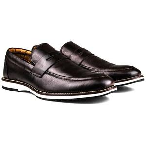 Sapato Masculino Brogue Comfort Café 8001 - FrancaSapatos