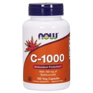 C1000 - VITAMINA C - 100 CÁPSULAS