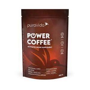 POWER COFFEE ACTIVATED BRAIN SUPPLEMENT - 220G