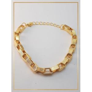 Pulseira Folheada Ouro 18k Cartier - 868 - MARINA JOIAS