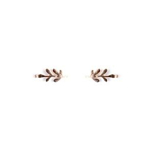 Brinco Ear Cuff Em Prata 925 - Arruda Silver | Col... - SANTONINA JOIAS