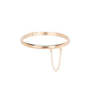 Bracelete Clean Gold   Novidades - SANTONINA JOIAS