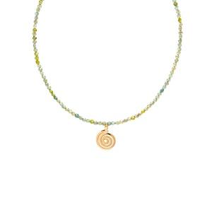 Colar Espiral| Coleção Guta Virtuoso - SANTONINA JOIAS