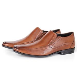 Sapato Conforto de Calçar em Couro Bronze Savelli ... - SAVELLI CALÇADOS