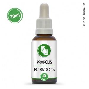 Própolis Extrato 30% 20ml