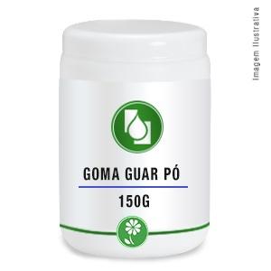 Goma Guar pó 150g