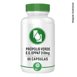 Própolis Verde E.S. EPPAF 310mg 60cápsulas