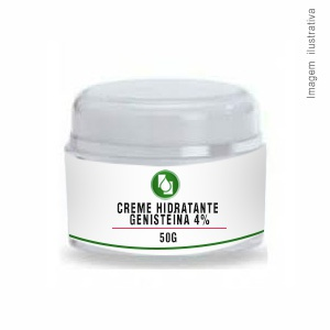 Creme Hidratante Genisteína 4% 50g