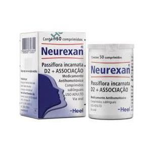 Neurexan 50cp Heel