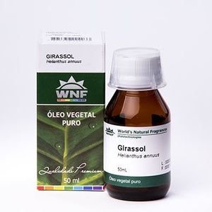 Óleo Vegetal Girassol 50ml WNF