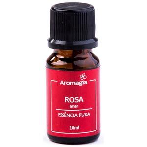 Rosa 10ml Essência Pura Aromagia