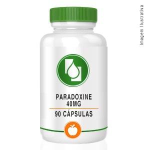 Paradoxine® 40mg 90 cápsulas